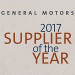 GM 2017 Supplier of the Year